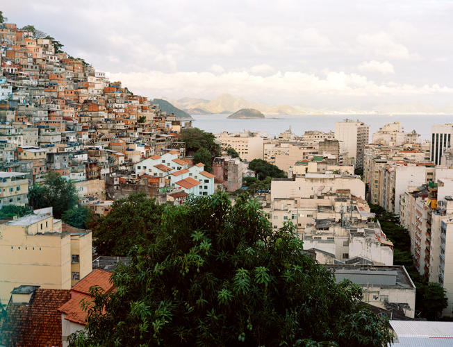 <p>Nestled on a hill above Ipanema beach, Pavão-Pavãozinho is characteristic for the favelas that are located within minutes of tourist destinations.</p>