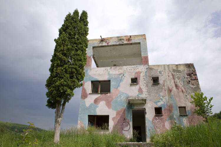 <p>An abandoned <a href=&quot;http://www.totallylost.eu/space/military-defense-unit/&quot; target=&quot;_blank&quot;>military defense unit</a> in Cluj, Romania. Photo by Mircea Struteanu</p>