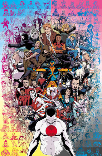 <p>The Valiant universe</p>