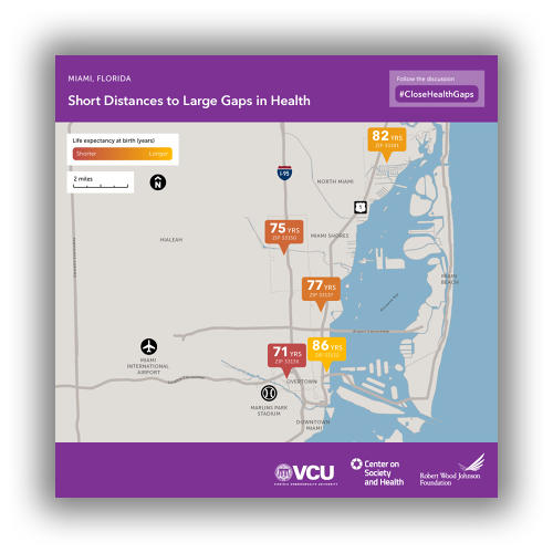 <p>RWJF promotes communities that have a &quot;culture of health&quot; that go beyond good clinics and hospitals.</p>