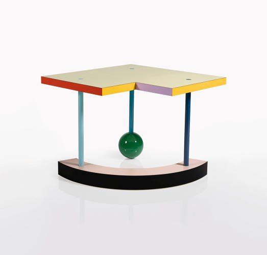 <p>Peter Shire, 'Hollywood' Occasional Table</p>