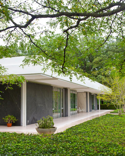 <p>4. Miller House and Garden by Eero Saarinen, c. 1957</p>