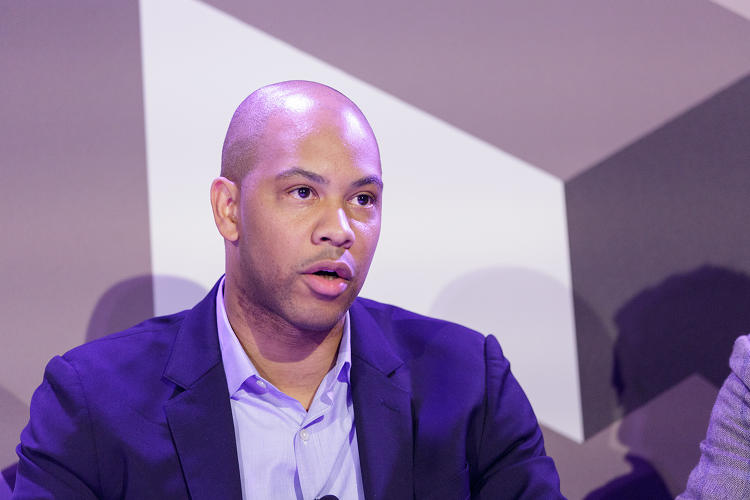 <p>Clarence Wardell III works for the Obama administration's U.S. Digital Service focusing on policing data initiatives.</p>