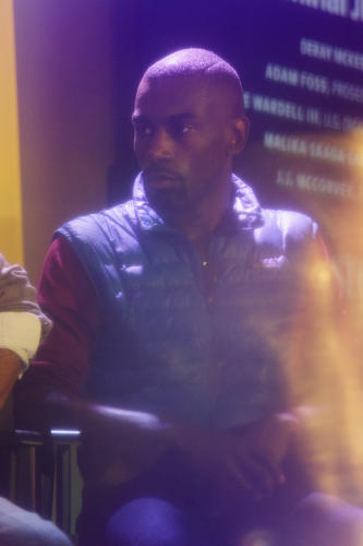 <p>DeRay Mckesson is the cofounder of the police reform nonprofit Campaign Zero.</p>