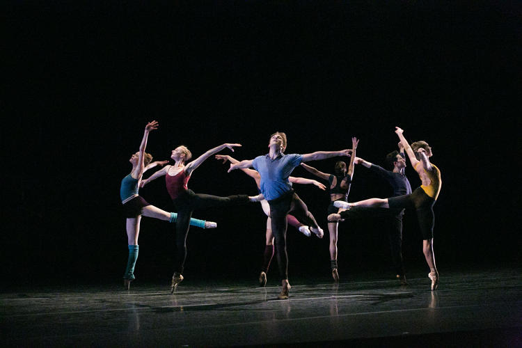 <p>Ballet Collective, Skirball.</p>