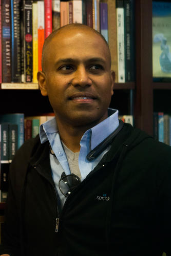 <p>Ragy Thomas, founder and CEO of Sprinklr.</p>