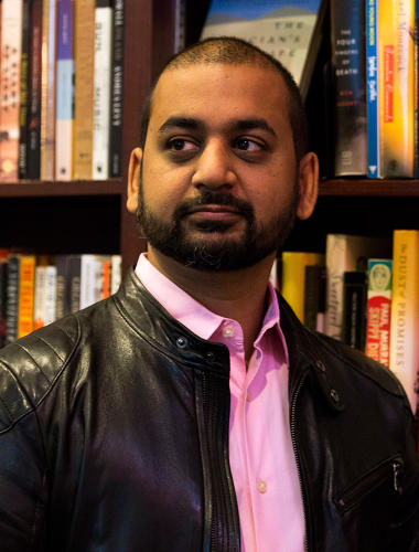<p>Entrepreneur and blogger Anil Dash.</p>