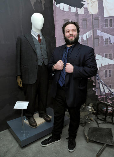<p>Dan Fogler (<em>Fantastic Beasts</em>' Jacob Kowalski) attended the media sneak peak.</p>