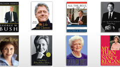 A Guide to Presidential Bestsellers