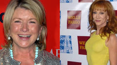 Hallmark Says So Long To Martha Stewart As Bravo Ushers In Kathy Griffin