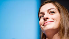 Anne Hathaway On Extraordinary Women And Using Celebrity To Give A Voice To Girls Everywhere