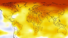 NASA Visualizes 130 Years of Climate Change in 30 Seconds