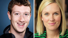 Dynamic Duos: Facebook's Mark Zuckerberg And Kate Aronowitz On Social Design
