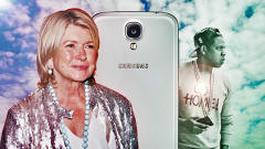 How Stars Like Jay Z And Martha Stewart End Up With Samsung Devices