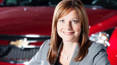 Mary Barra, GM's New CEO, Is The Company's First Female Chief