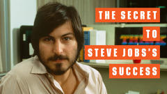 Steve Jobs's Biggest Talent Wasn't What You Think It Was