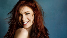 "Photo Issue 2010: ""The Guild"" Star Felicia Day in Red, White, and Blue"