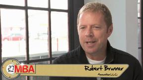 Robert Brunner: Have you made a mistake that ultimately helped shape you?