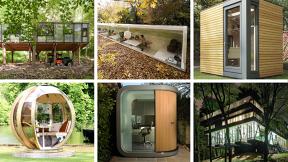 Commune With Nature In These 6 Productivity-Boosting Offices