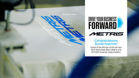 Drive Your Business Forward Front Page TEST