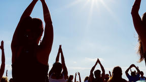 Live Streaming's Next Lucrative Frontier: Yoga