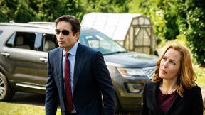 "Inspired by Edward Snowden and the ""Boo"" Factor, Chris Carter Re-Opens ""The X-Files"""