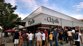 Slideshow: Which Chain Could Be The Next Chipotle?