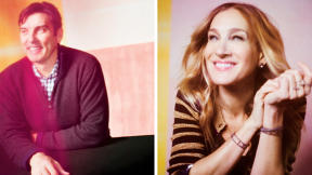Sarah Jessica Parker And AOL's Tim Armstrong On The New Rules of Engagement