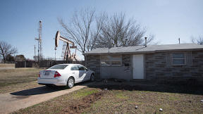 In Oklahoma, People Are Suing Fracking Companies After Earthquakes Damaged Their Houses