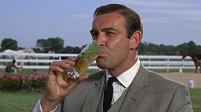 James Bond's Boozing Would Kill Him By Age 56