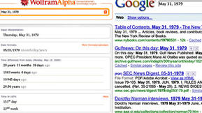 Wolfram Alpha Isn't Google, so Stop Comparing Them