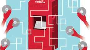 Little-Known Redbox Proves the Power of In-Between Technology