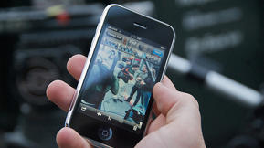 Is the iPhone 3G S Speeding Citizen Journalism Forward?