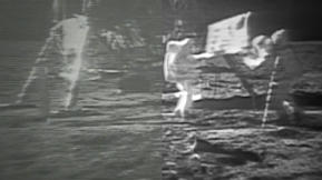 Restored Apollo 11 Moonwalk Video Looks Good--Could Be Better [Updated]