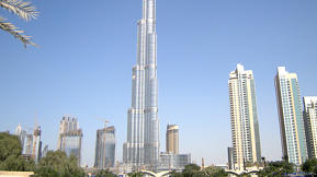 Today, Burj Khalifa Is the Tallest Structure in the World (Or Is It?)