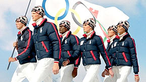 The Winter Olympics Uniforms: For God, Country, Fashion, and Sport