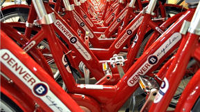 The Technology Driving Denver's B-cycle Bike Sharing System