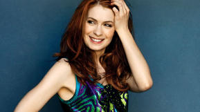 "Actress Felicia Day Reroutes Her Career With Web Series ""The Guild"""