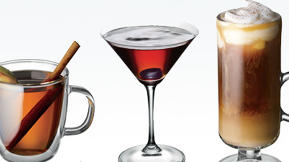 Good Libations: Three Luxurious Cocktails for the Holidays