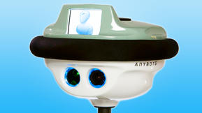 Anybots Releases Segway-Style Telepresence Robot