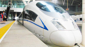 A $53 Billion Plan to Bring High-Speed Rail to the U.S.