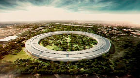 Apple: Does This Spaceship Make My Glass Look Big?