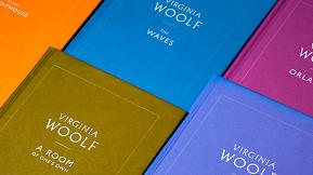 Wanted: A Virginia Woolf Series Designed By Pentagram's Angus Hyland