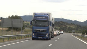 Volvo's Self-Driving Road Trains Hit The Streets