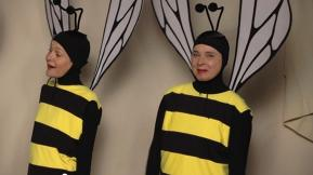 Isabella Rossellini In A Bee Costume Stars In Trippy Videos About Colony Collapse Disorder