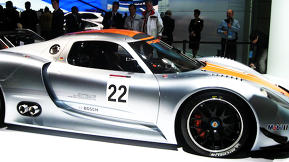 Porsche's Head of Design: The 918 RSR Hybrid Is Made for Performance [Video]