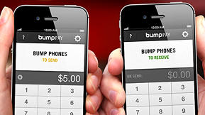 Bump Launches Payments App To Let You Share Money By Tapping Phones Together