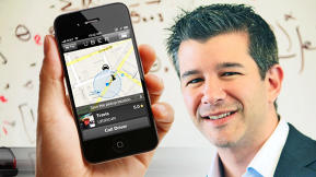 Stop Hailing A Taxi And Come Ride With Uber CEO Travis Kalanick