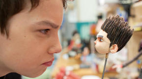 Behind ParaNorman's Breakthrough 3-D-Printing-Driven Animation Process