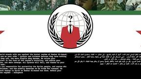 Anonymous To Syrian Government: We Will Hack You